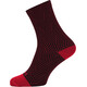 GORE WEAR C3 Optiline Mid Socks Unisex red/black